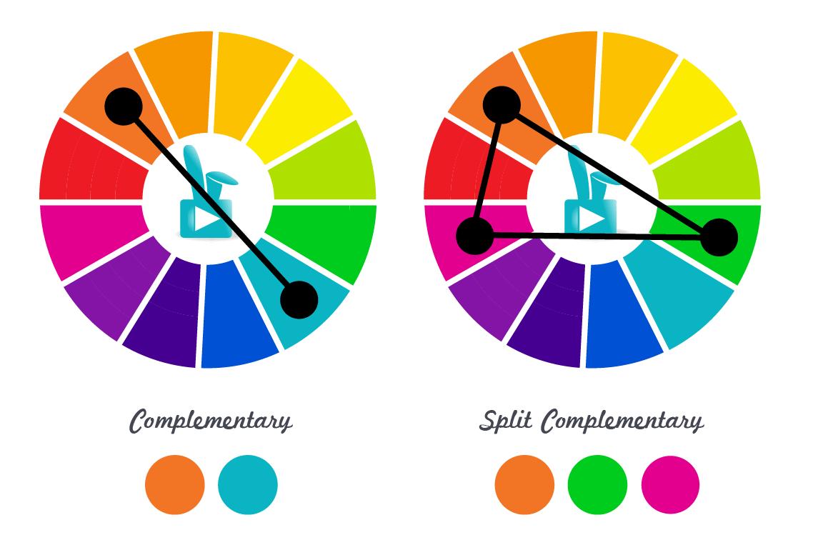 SlideRabbit, color wheel, VisualSugar, Color